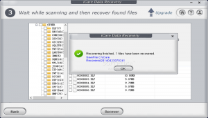 icare recovery pro registration key