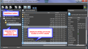 Active Partition Recovery Free Download